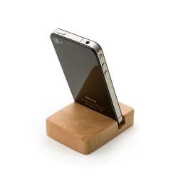 Base de madeira para celular - 022273001